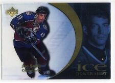 1997-98 Upper Deck Ice Power Shift 79 Joe Sakic