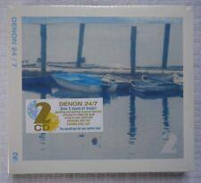 Denon 24/7, Vol. 2 (CD, Aug-2002, 2 Discs, Denon Records) Factory Sealed
