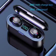 Bluetooth 5.0 гарнитура беспроводные наушники TWS мини-наушники стерео наушники IPX6