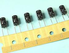 pk de 5 Nippon electrolítico radial 1000uF 6.3V 105C