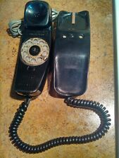 Vintage Western Electric Bell System TRIMLINE princess ROTARY telephone, BLACK