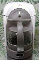 SUNBEAM TEA DROP HOT TEA MAKER ELECTRIC BREWER 28 OZ MODEL HTM3 - NICE & CLEAN