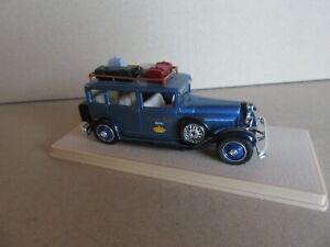 365J Eligor 1044 Mercedes 770 W07 Limousine Taxi Hotel Kaiser 1931 1:43