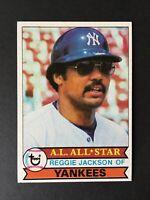 1979 Topps Set Break Reggie Jackson New York Yankees #700 - NM/MT OR BETTER