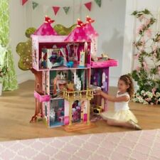 KidKraft Magical Storybook Mansion Dollhouse with 14 accessories included
