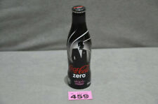 James Bond 007 Skyfall Full Coca Cola Zero Coke RARE 250ml Aluminium Bottle 2012