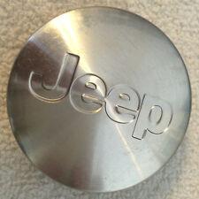 "Jeep Center Cap SET OF 4 17"" Wheels 5x5 Bolt Pattern 52090402AA Mopar Hub"