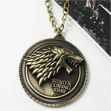 Game of Thrones House Stark Sigil Necklace