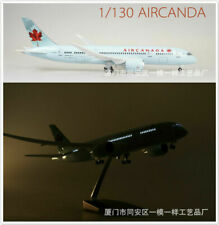 1/130 Scale Canada Airplane Boeing B787 Air Resin Passenger Model W/LED Light