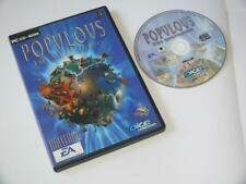 PC CD-ROM ~ Populous: The Beginning (Our ref: RC)