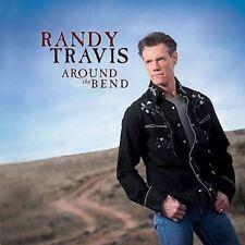 Around the Bend by Randy Travis (CD, Jul-2008, Warner Bros.) FREE SHIPPING FAST!