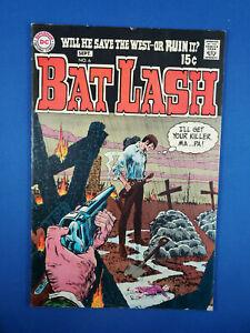 BAT LASH 6 F VF 1969