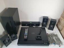 Samsung HT-C5500 5.1 Blu-Ray Home Cinema System & Surround Speakers & Subwoofer