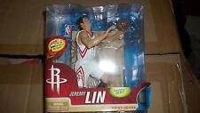 Mcfarlane NBA Series 21 Jeremy Lin Houston Rockets Figure Unopened