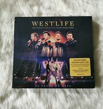 Westlife - The Twenty Tour - Live from Croke Park (CD and DVD)