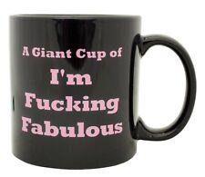 Giant Mug of I'm Fu*king Fabulous #308080