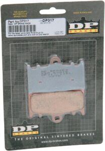 DP Brakes DP317 Standard Sintered Metal Brake Pads
