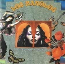 Los Manolos- Pasion Condal - Rare CD VGC