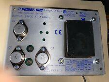 POWER ONE 24V 600ma POWER SUPPLY HN24-3.6-A