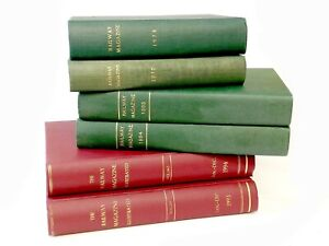 The Railway Magazine Bound Volumes Select Year Some are Half Years
