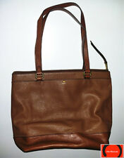 Fossil Outpost Large Shopper Brown