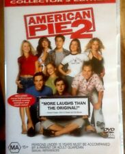 American Pie 02 (DVD, 2002) *USED   *