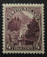 Newfoundland #134, VF, MLH OG, 1923-24 Pictorial Issue