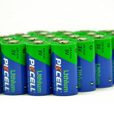 (Pack of 12) PKCELL 123A CR123A CR17345PL123A 3V Camera Photo Lithium Batteries