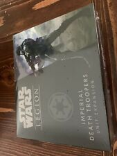 Star Wars Legion - Imperial Death Troopers - Unit Expansion - Brand New - FFG