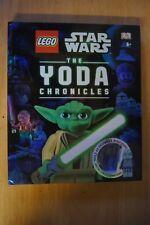 Lego STAR WARS Las crónicas de Yoda Libro de HB 2013 dk Dorling Kindersley