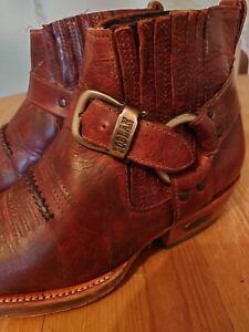 Loblan cowboy boots size 6