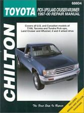 Toyota Pick-Ups, Land Cruiser, 4Runner 1997-2000 (Chilton's Total Car Care Repai