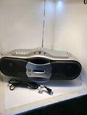 Sony Boombox Cfd-F10 Am/Fm Radio Cassette Recorder Bass Expanion