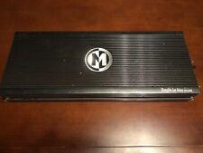 Memphis Car Audio Amp Rare Vintage
