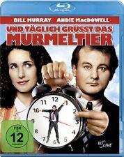 Und täglich grüßt das Murmeltier [Blu-ray](NEU & OVP) Bill Murray, Andie MacDowe