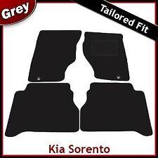 Kia Sorento (2003 2004 ... 2007 2008 2009) Tailored Fitted Carpet Car Mats GREY