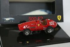 Hot Wheels 1/43 - Ferrari 500 F2