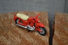 Vintage Britain'S Ltd Die Cast Motorcycle England Collectible Toy