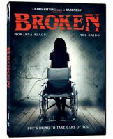 Broken (DVD, 2018, Unrated, Widescreen) Brand New & Factory Sealed! USA!