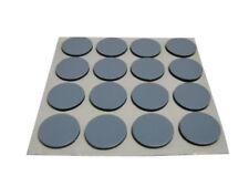 16 x Möbelgleiter Teflongleiter Supergleiter Teflon Gleiter selbstklebend 17mm