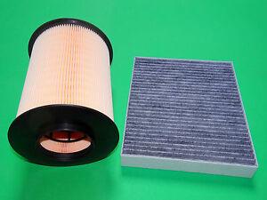 Innenraumfilter / Aktivkohle-Pollenfilter + Luftfilter Ford C-Max I