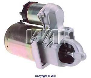 STARTER(3562) 82-93 CHEVY TRUCK & GMC 82-90 CAMARO V6 84-86 JEEP V6