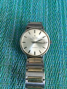 Universal Geneve Polerouter Compact Watch.....Circa 1960's