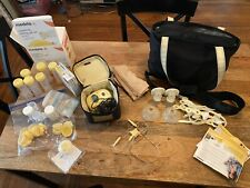Medela-Freestyle Portable Electric Breast + Bag + Lots of Accessories