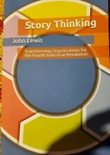 Story Thinking By John Lewis Paperback Book VG+ Condition