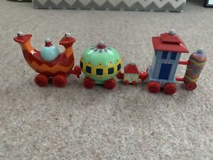 In The Night Garden Ninky Nonk small Plastic Toy Train