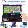 "GPS Nav 7"" HD Autoradio Vidéo Radio stéréo Bluetooth MP5 Player + Carte d'Europe"