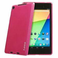 Google nexus 7 2nd Generation TPU Gel Case Soft and Flexible Juppa Pink