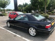 BMW 318i E36 Convertible (not BBS, Showcar, Modified, Coilovers, Replica M3)