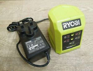 Genuine Ryobi ONE/ONE+ RC18115 Cordless 18v 1.5a Battery Charger - Eco Charger